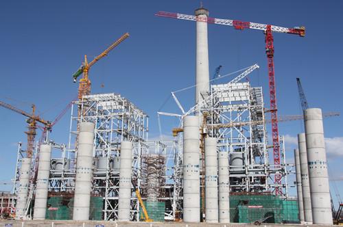 中联80塔吊电气原理图