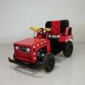 郑州海贝游乐厂家直销仿真拖拉机儿童游乐车
