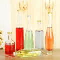 375ml玻璃红酒瓶高档冰酒平洋酒瓶