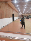 順義區安裝鏡子龍灣屯安裝舞蹈鏡子