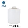 加厚戶外塑料水塔儲水罐6噸大號水箱儲油水桶噸攪拌