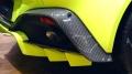 广州碳纤维汽车配件柏霖碳纤维汽车后扩散器改装