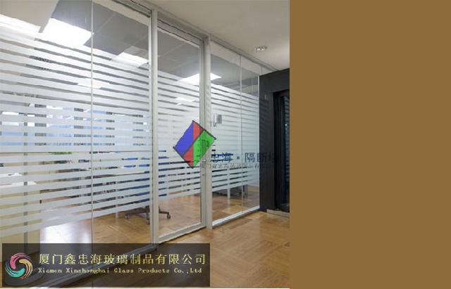 忠海?隔断墙是厦门鑫忠海玻璃制品有限公司旗下品牌