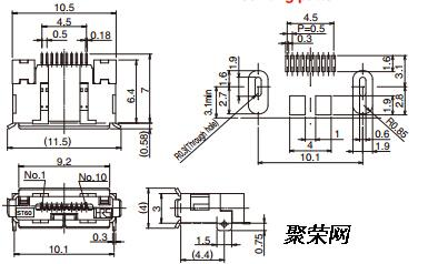 电路 电路图 电子 工程图 平面图 原理图 385_238