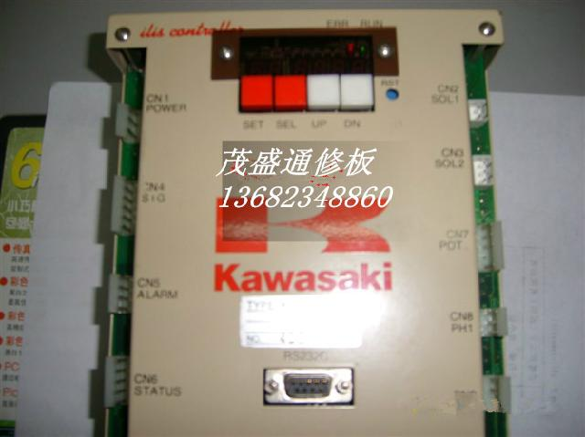 冷翻胎面冷却线设备电路板维修