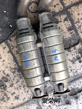 宝马m3e46三元催化氧传感器 发动机波箱启动马达发电机 水