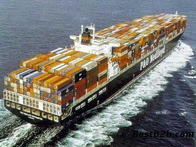 上海出口到墨西哥曼萨尼略海运散货拼箱专线