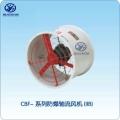 工业排气CBF-500 0.55KW防爆轴流风机