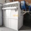 布袋除塵器 脈沖式粉塵處理凈化器 工業高溫靜電收集器