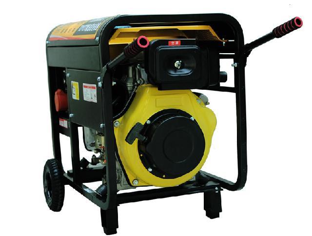 6kw三相柴油发电机