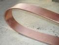 連鑄銅包鋼扁線 銅層加厚
