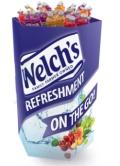 定制設計果汁廣告紙板展示桶