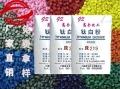 工廠直銷 免費拿樣 色母粒專金紅石型鈦白粉 R219