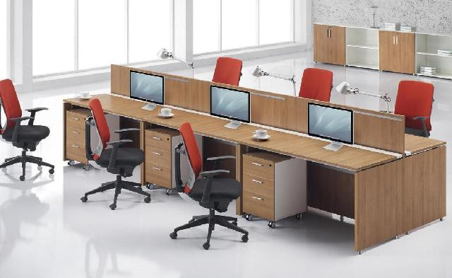 天津实木屏风办公桌尺寸及报价-政府采购专用的办公