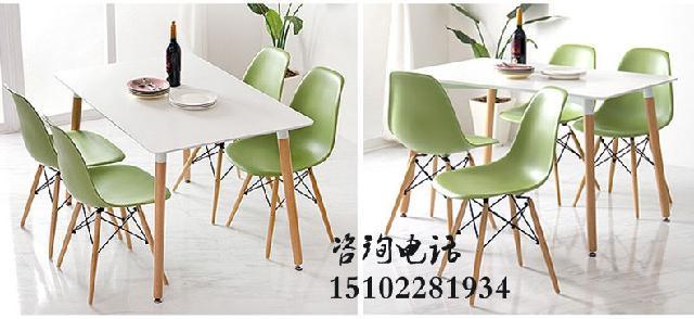 餐桌椅两点透视