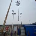 供應天光燈具25米景觀高桿燈