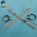光纜余纜架室外光纖預留支架 含鋼帶抱箍 外盤式余纜架