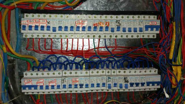 强弱电线路维修, 电路安装 , 改造 , 维修 ,配电箱接线.