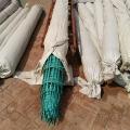 册亨县山体边坡绿化防护网栅挂网大孔径22cm绿色格