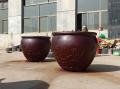 銅大缸工藝品庭院荷花缸景觀銅大盆銅