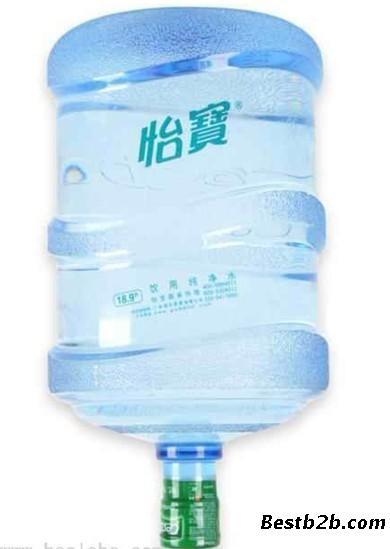 广州利雅湾怡宝桶装水送水公司