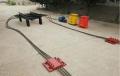 煤礦跑車防護裝置 一坡三檔跑車防護裝置 廠家生產