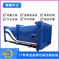 大中型垃圾轉運壓縮站為江蘇泰州地區提供發貨