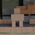四季火轻质保温砖生产 轻质隔热保温砖加工视频