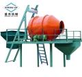 bb肥攪拌設備摻混肥生產線