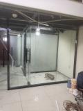通州區安裝玻璃隔斷胡各莊安裝磨砂玻璃隔斷