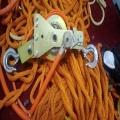 進口緊線器 絕緣鋼索荷締機 電力電纜拉緊器卡線器