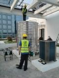 新興空氣能熱水器安裝工程師傅