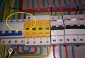 太原新建北路上門修電路燈具故障跳閘更換空開插座