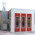 朝阳耐高温烤漆房防火高温烤漆房电加热高温房上门安装