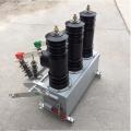 AB-3S-12戶外高壓三相快速永磁真空斷路器