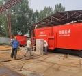 石家莊市金源機械廠定做36方大型飼料制備機