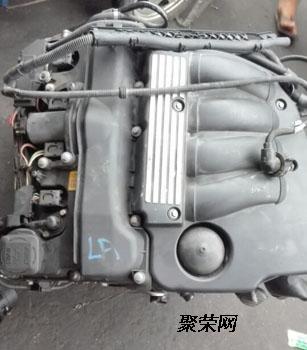 宝马e90n46发动机波箱三元催化 水泵冷气泵发电机 尾灯