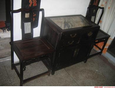 卢湾区老红木家具套装买卖