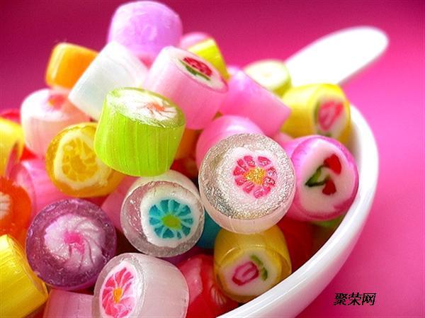糖果的制作步骤