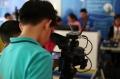北京新維訊校園電視臺搭建 虛擬演播室