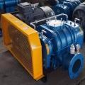 供應水泥機械廠專用設備三葉羅茨鼓風機