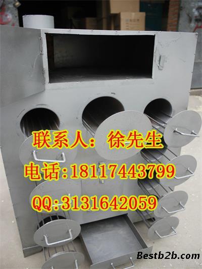 木炭铁板烧饼炉子图片