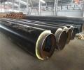 供應高密度聚乙烯外護保溫管道
