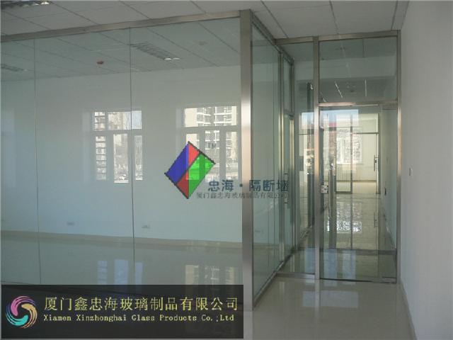 隔断墙是厦门鑫忠海玻璃制品有限公司旗下品牌