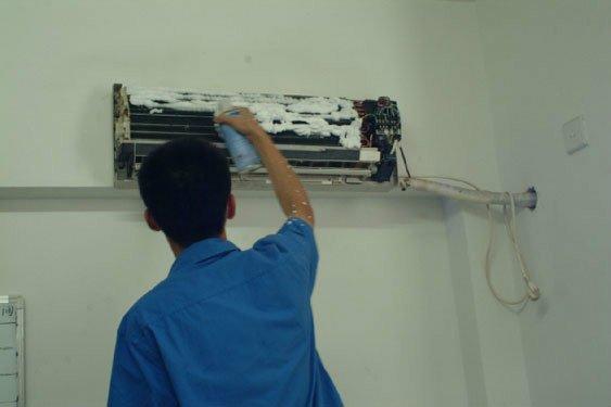 长宁区仙霞路专业空调清洗保养清洗空调风口过滤网