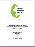 原料毛皮LWG認證咨詢失敗原因及有效期咨詢