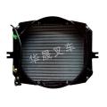 青島叉車液力鋁水箱帶風罩 杭叉3-3.5噸自動擋散熱