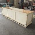 青島免熏蒸木箱加工廠定制 電子產品用小木箱