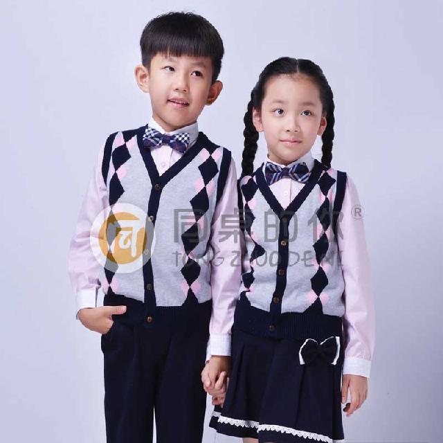 幼儿园校服定做 校服批发生产 校服设计 最美校服