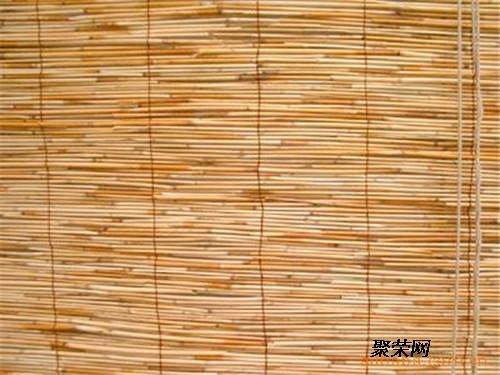 芦苇杆编织小动物教程
